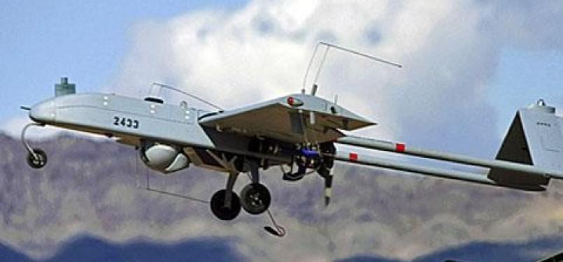 Pesawat mata-mata AS yang ditembak jatuh di Iran timur
