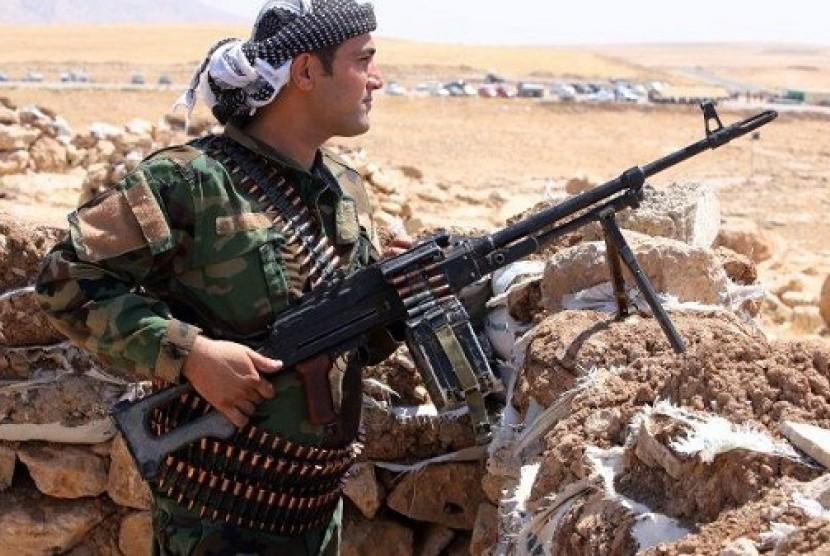 Peshmerga kurdi