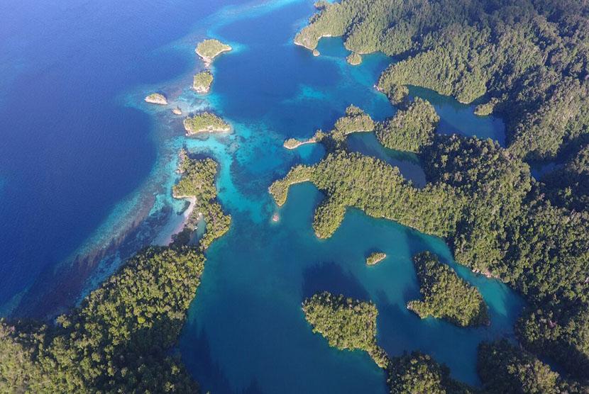 Pesona Laut Halmahera Selatan menjadi spot diving terbaik di Indonesia