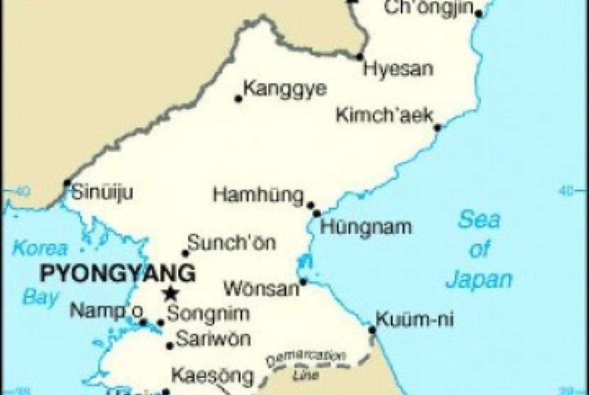 Korea Utara Ingin Samai Singapura Republika Online