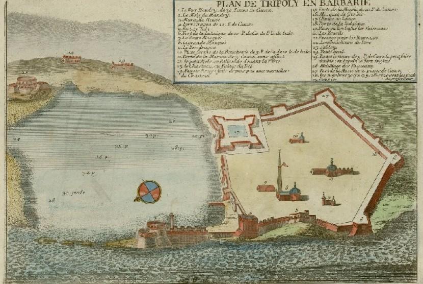 peta Tripoli