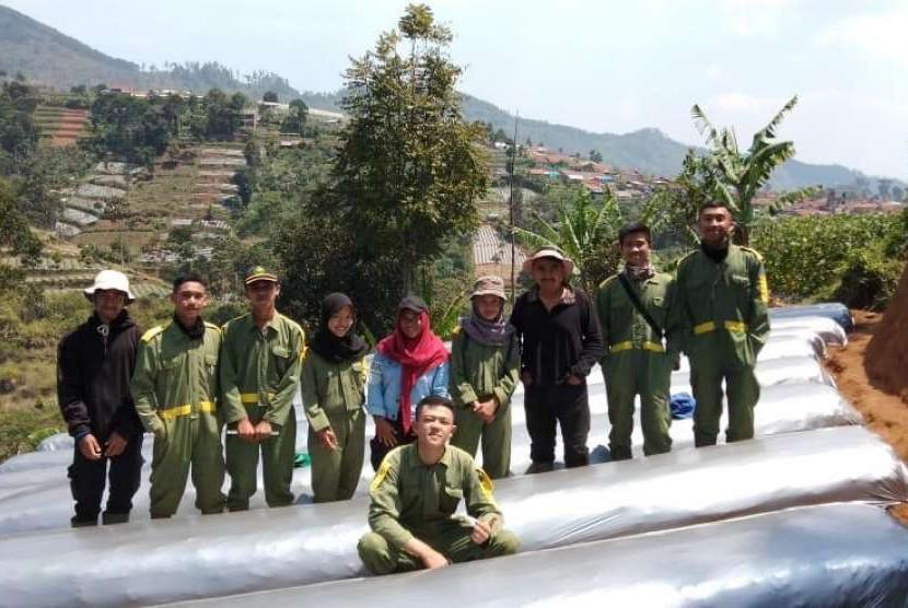 Petani muda yang siap menjadikan Indonesia lumbung pangan dunia