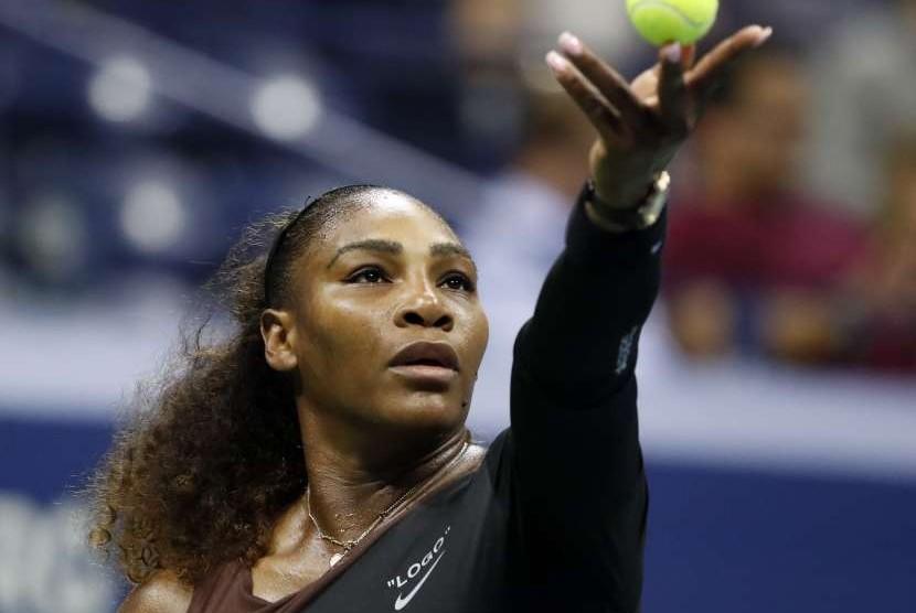 Petenis Amerika Serikat, Serena Williams.