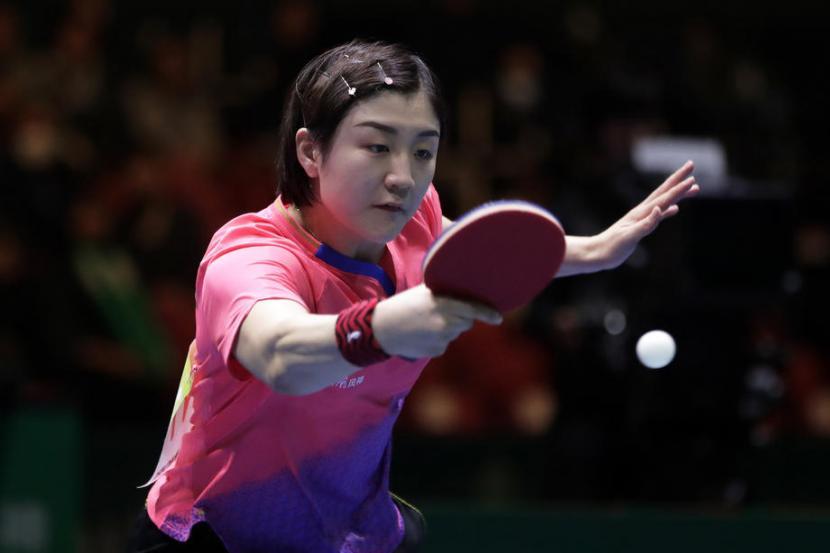 Cheng Meng Rebut Gelar Pertamanya di Piala Dunia ITTTF | Republika Online