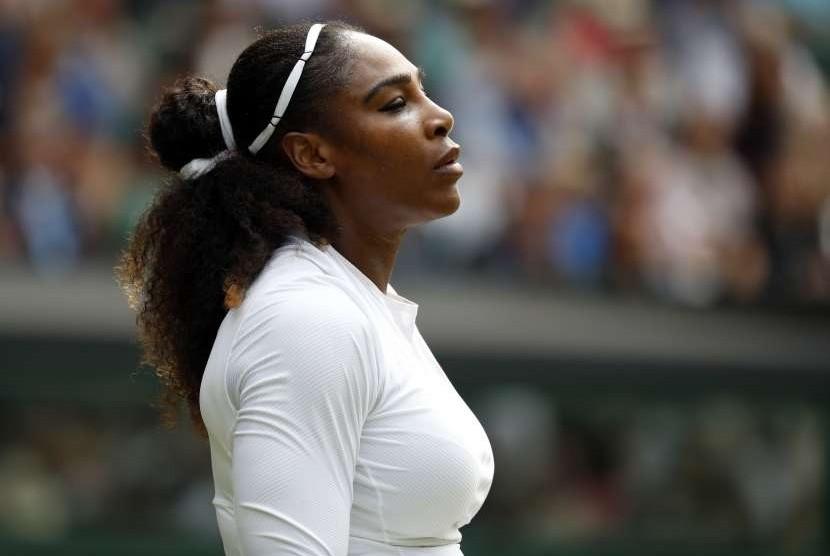 Petenis Serena Williams.