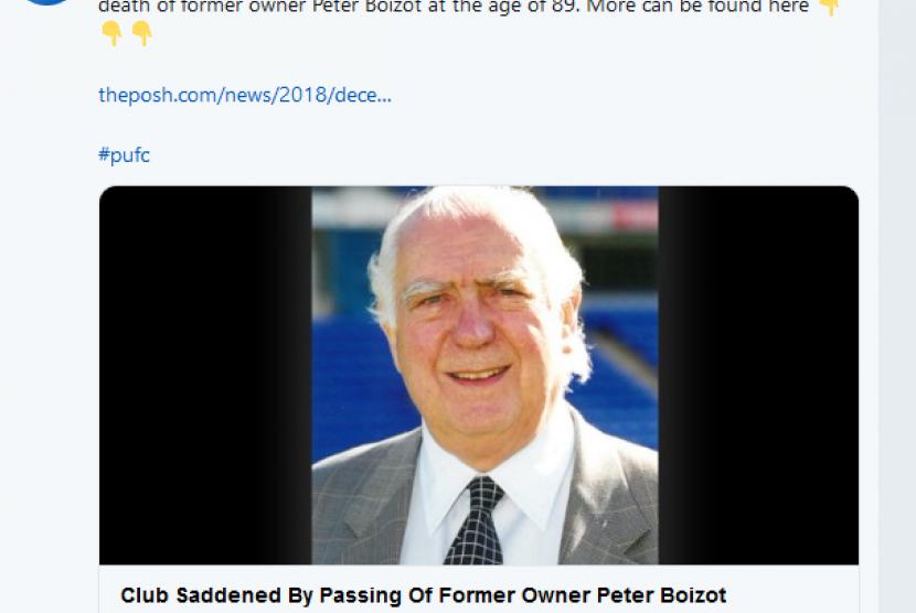 Peter Boizot
