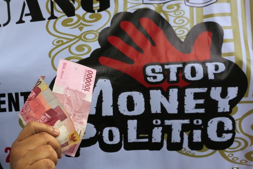 politik uang (ilustrasi)