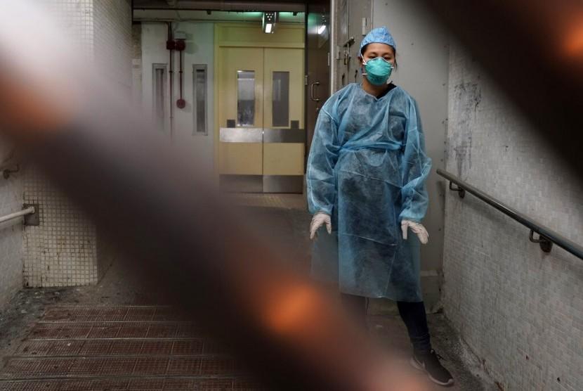 Hong Kong Tingkatkan Dana Penanganan Virus Corona