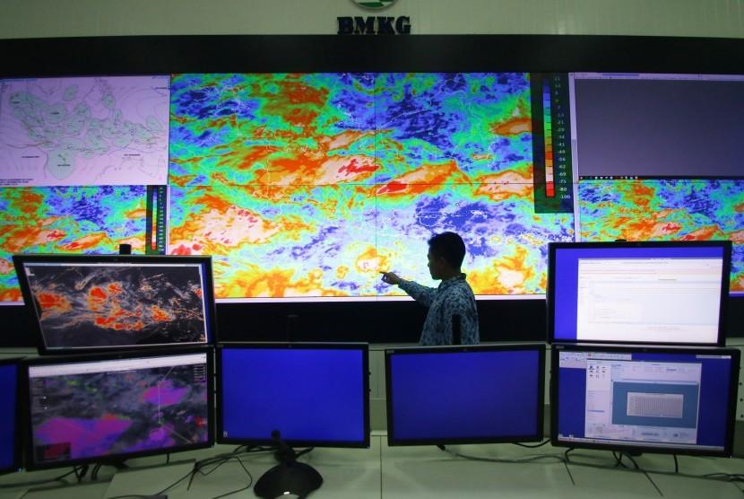BMKG: Pemanasan Global Naikkan Potensi Siklon Tropis Tahunan