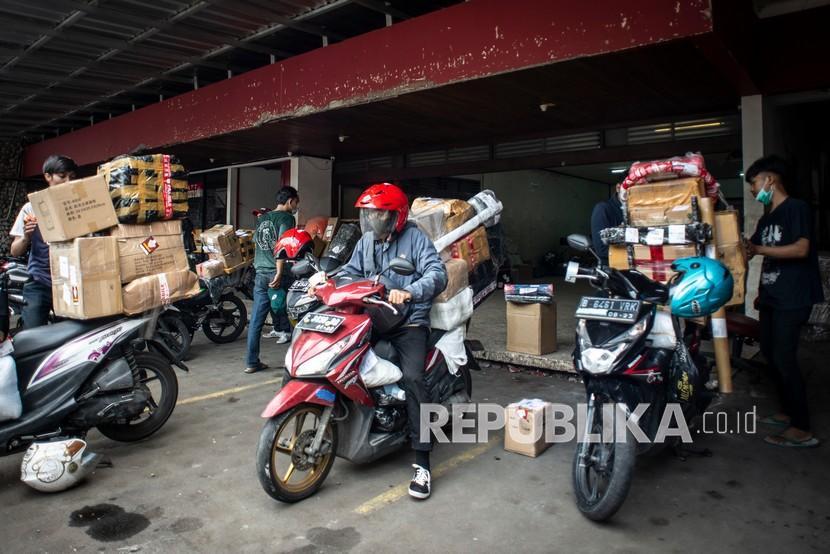 Stimulus Ongkir Momentum Dongkrak Penjualan Produk UMKM (ilustrasi).