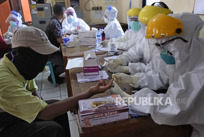Jubir 27 502 Warga Sulut Sudah Jalani Rapid Test Covid 19 Republika Online