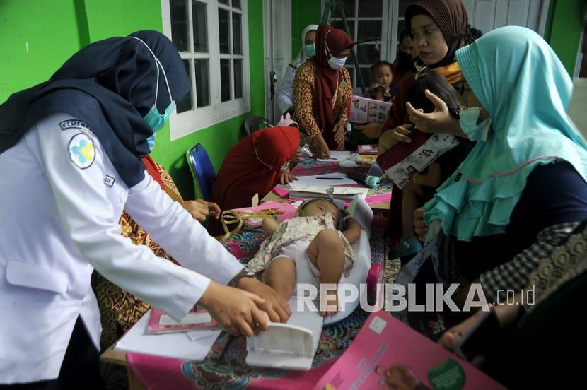 Pemkab Kulon Progo Didesak Tingkatkan Anggaran Posyandu (ilustrasi).