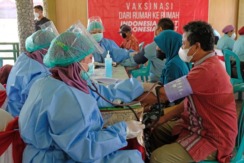 Sukabumi Terus Gencarkan Vaksinasi Covid-19 ke Pelajar (ilustrasi).