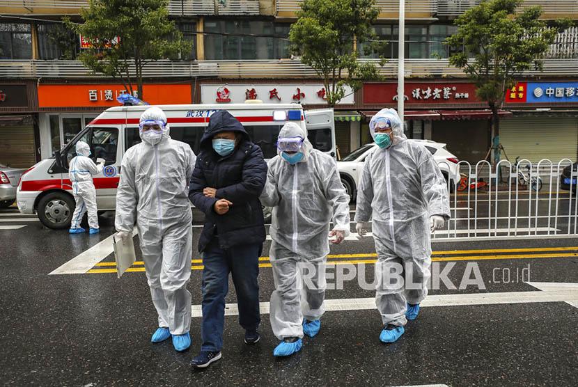 Warga Korea Di Wuhan Pilih Tak Ikut Evakuasi Demi Keluarga
