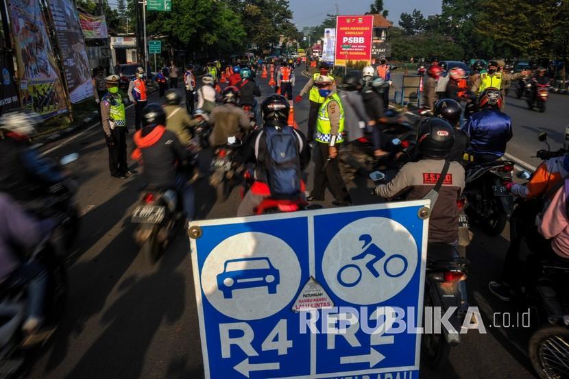 Psbb Bandung Raya Belum Tunjukkan Perubahan Republika Online