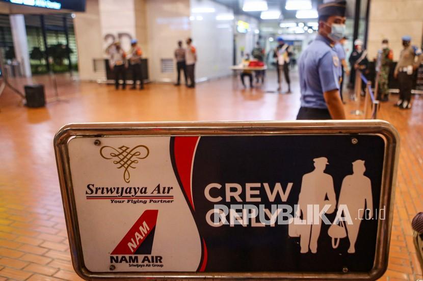 Posko Kecelakaan Sriwijaya Air Dibuka di Terminal 2D ...
