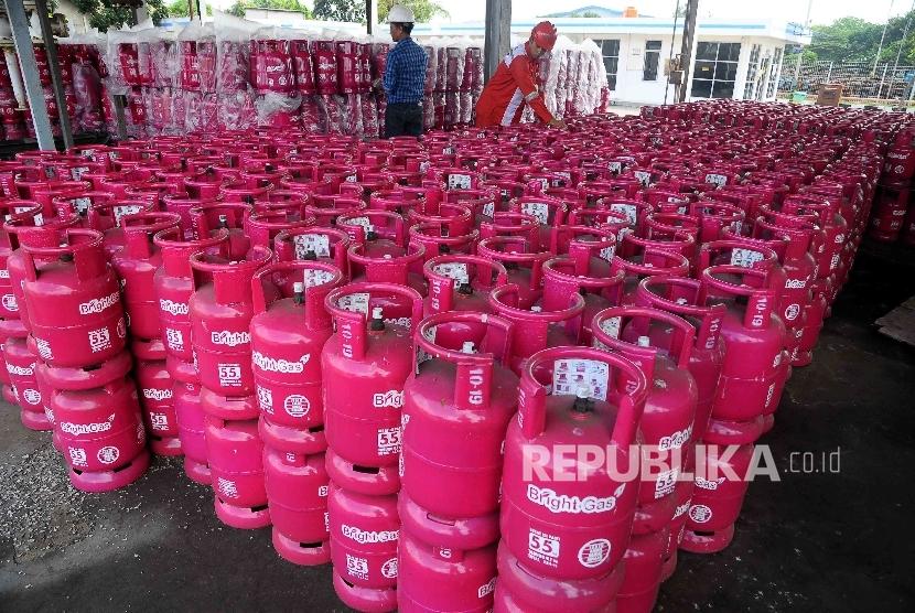 Pertamina Sosialisasikan Penggunaan Bright Gas 5 5 Kg Di Sultra Republika Online