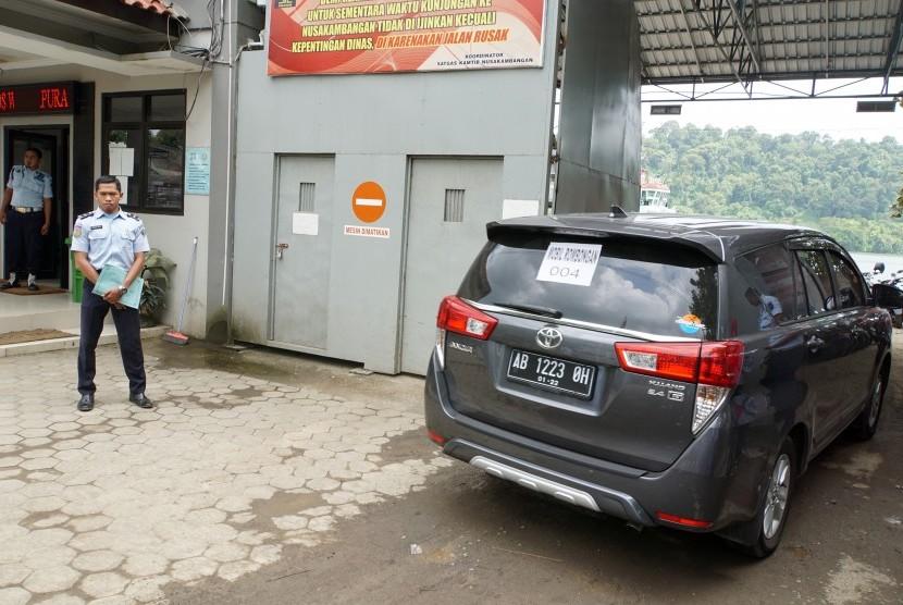 Lapas Batu Nusakambangan, Cilacap, Jateng.