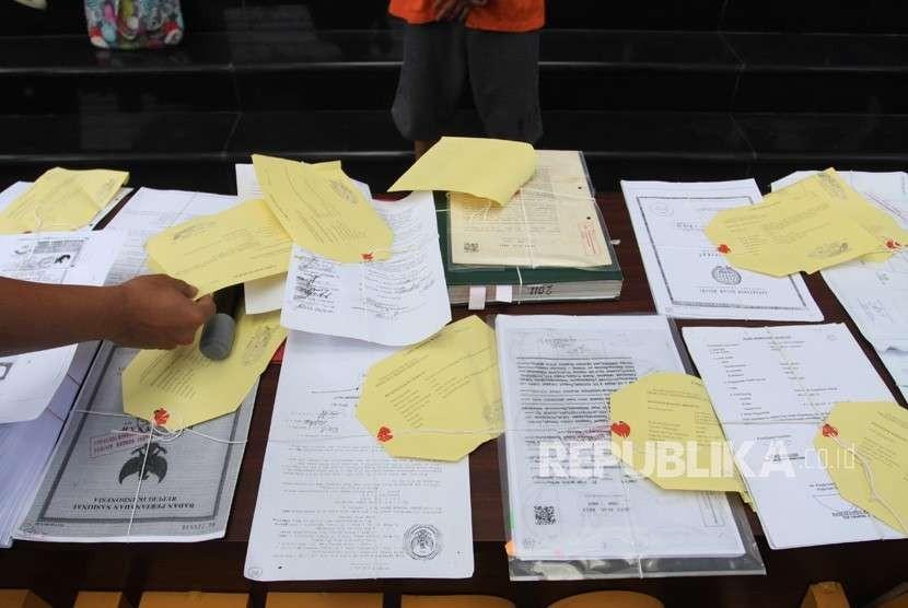 Polisi Surabaya Ungkap Kasus Mafia Tanah Libatkan Oknum ASN (ilusrasi).