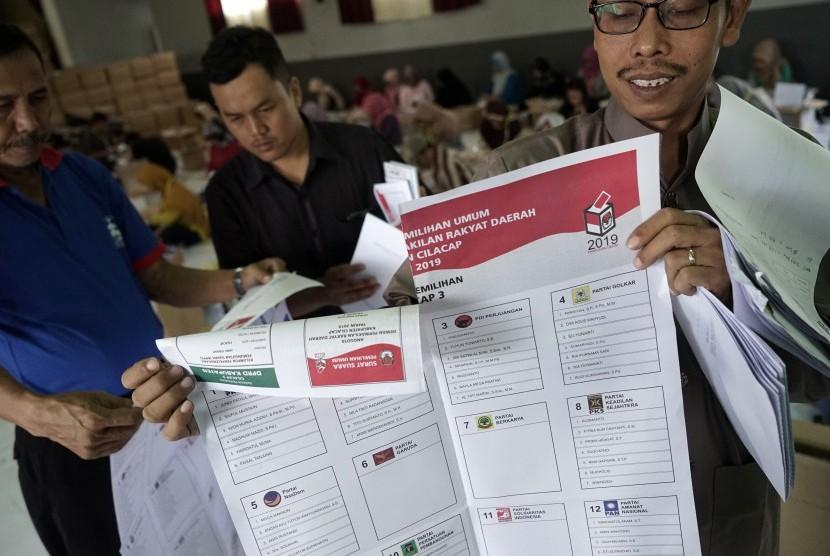 Sejumlah Masalah Yang Muncul Menjelang Pemilu Dan Pilpres