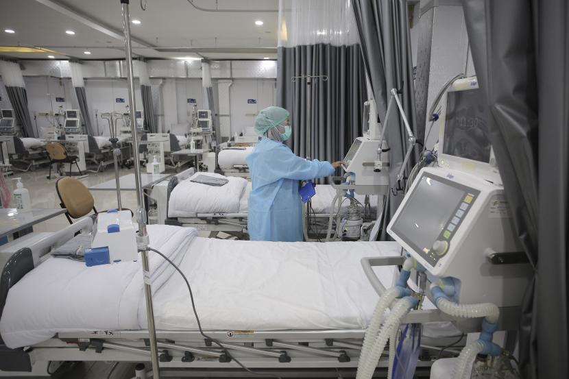 Bantul Tambah Ruang ICU Covid-19 di RSUD Panembahan Senopati (ilustrasi).
