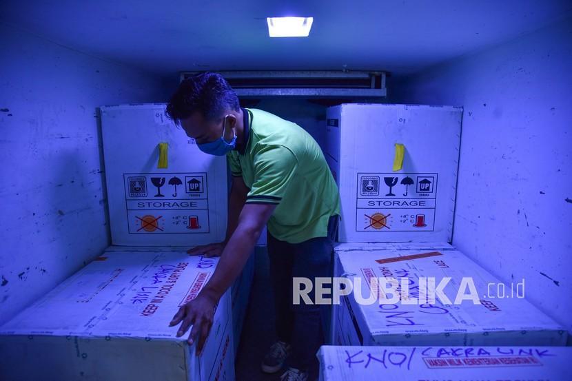Stok Vaksin di Kota Sukabumi Menipis, Pemkot Minta Tambahan (ilustrasi).