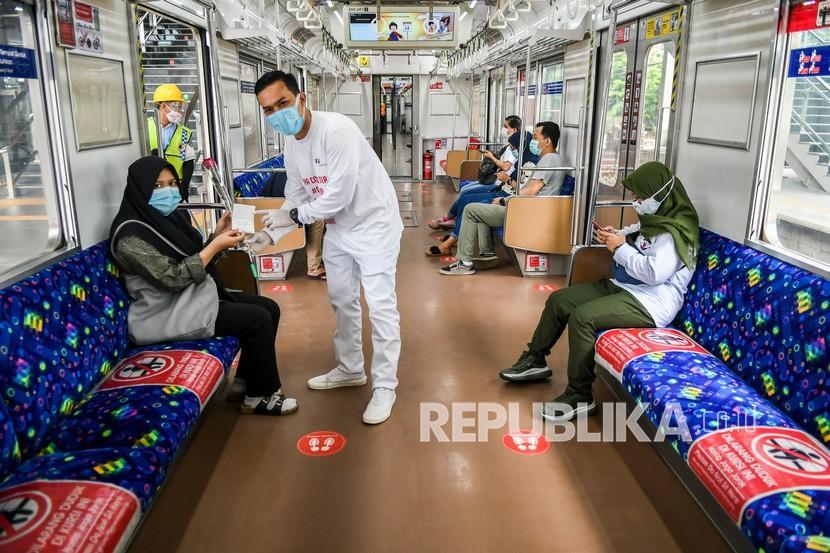 Peringati Hari Ibu Pt Kai Commuter Bagikan Healthy Kit Republika Online