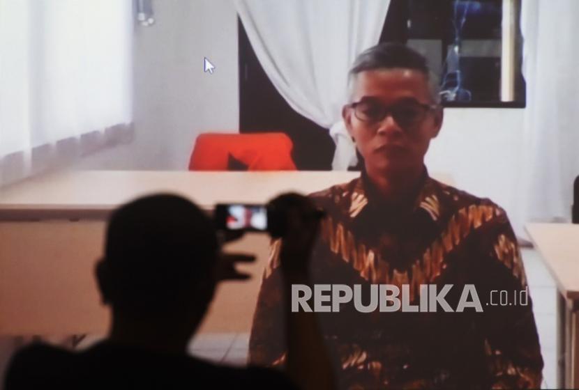 Wahyu Divonis 6 Tahun Penjara Harun Masiku Masih Juga Buron Republika Online