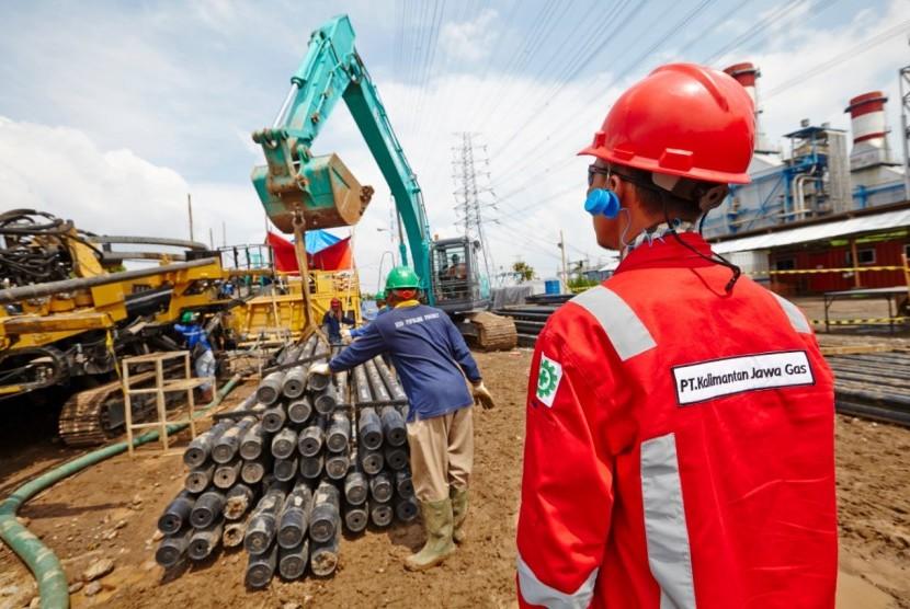 PGN terus menambah infrastruktur gas.