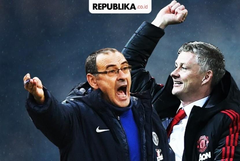 Piala FA, Chelsea vs MU