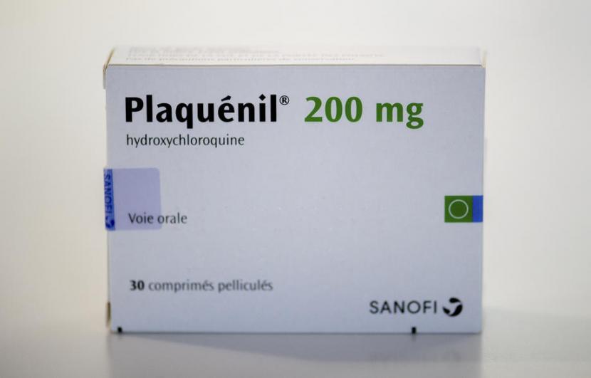 Disarankan Trump, Obat Malaria Bahaya untuk Pasien