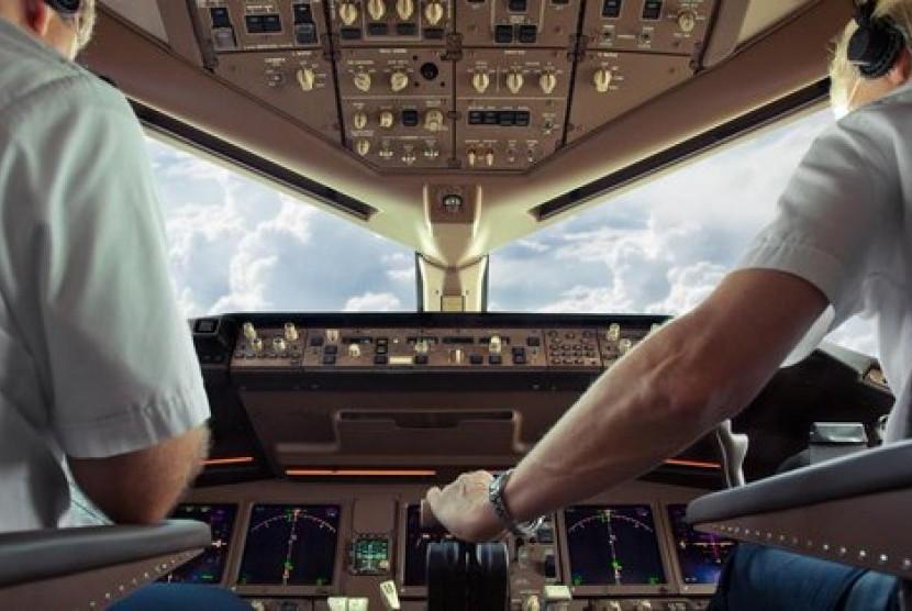 pilot (ilustrasi)