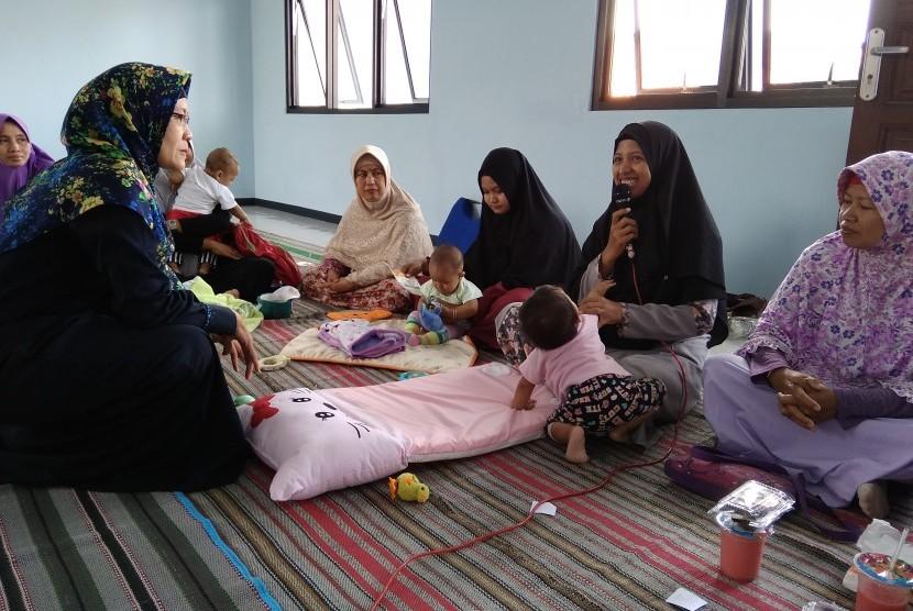 Pimpinan Daerah (PD) Persaudaraan Muslimah (Salimah) menggelar acara Salimah Belajar Islam (Sabil@) pada Ahad (09/12)