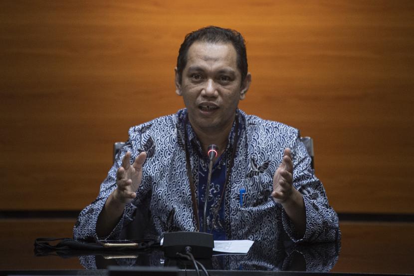 Pimpinan KPK Nurul Ghufron