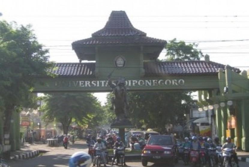 Pintu Gerbang Universitas Diponegoro, Semarang