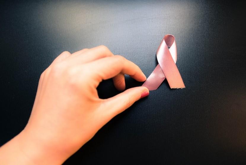 Pita perlambang perjuangan melawan kanker.