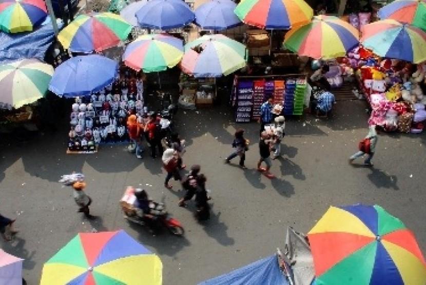 Bupati Garut Batasi PKL di Pusat Kota karena Masih Pandemi (ilustrasi)