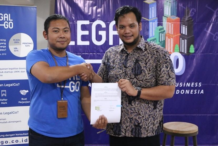 Platform penyedia jasa hukum online LegalGo, Jumat (8/6) meluncurkan situs versi 2.0 di Jakarta.