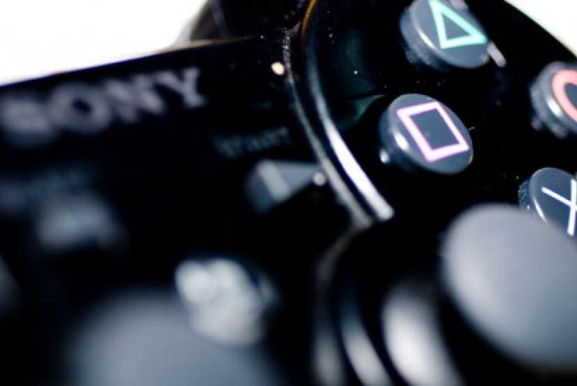 Playstation (Ilustrasi)