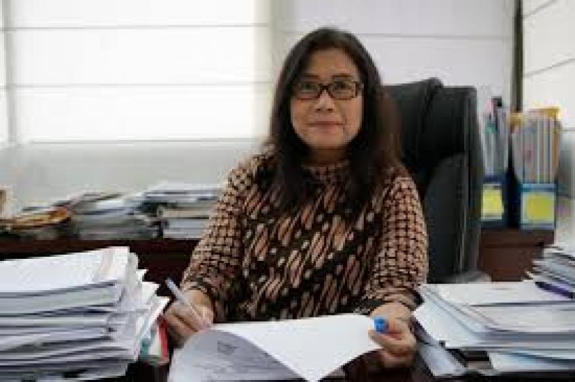 Plt Deputi V Kantor Staf Kepresidenan, Jaleswari Pramodhawardani.