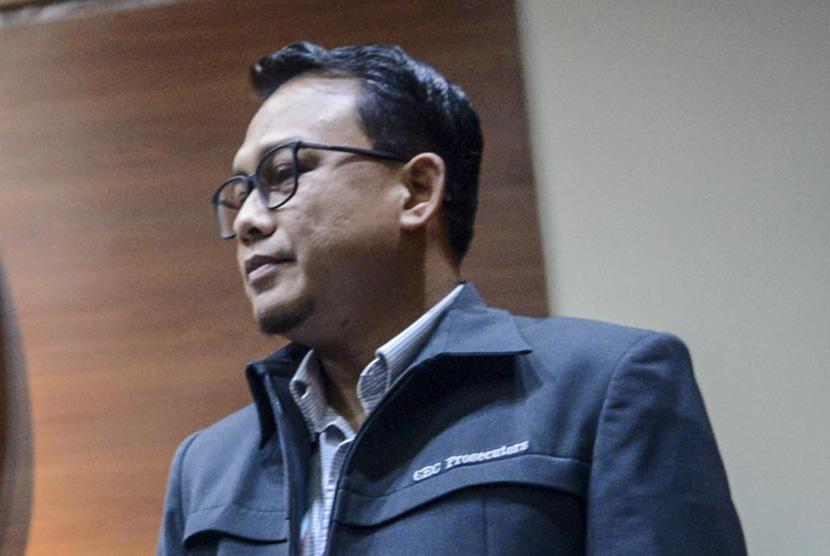 KPK Periksa Pegawai Bank Mandiri Terkait Suap Wahyu Setiawan