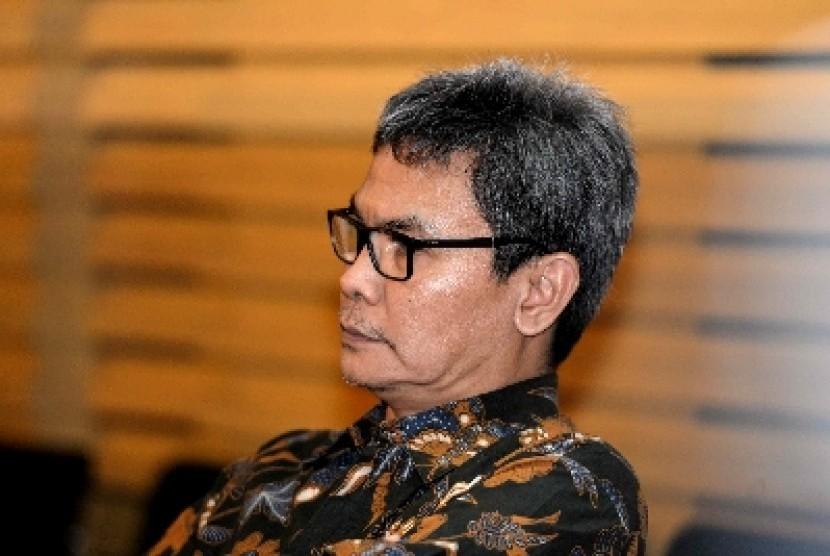 Plt Wakil Ketua KPK Johan Budi.