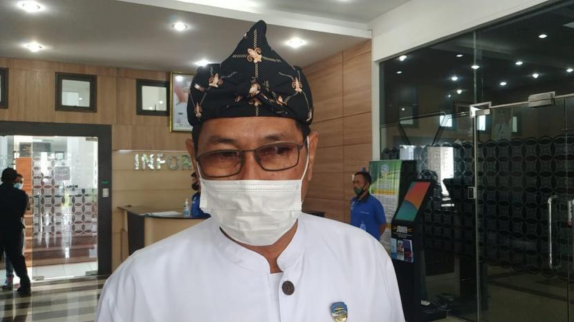 Pelaksana Tugas Wali Kota Tasikmalaya Muhammad Yusuf.