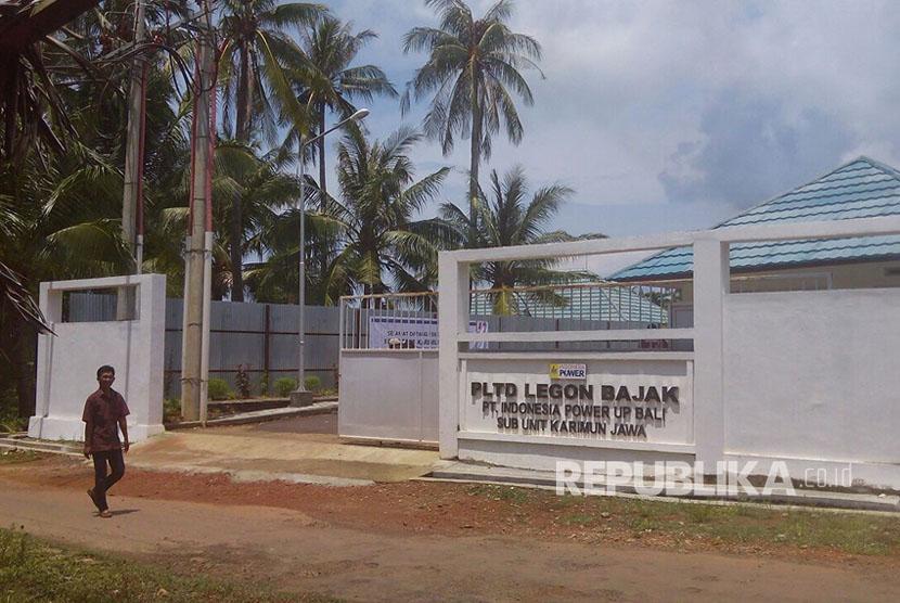 PLTD Legon Bajak, Desa Kemujan, (ilustrasi).  PT Perusahaan Listrik Negara (PLN) mengalokasikan anggaran sebesar Rp 16 triliun di tahun ini untuk proyek konversi PLTD ke EBT di 200 titik.