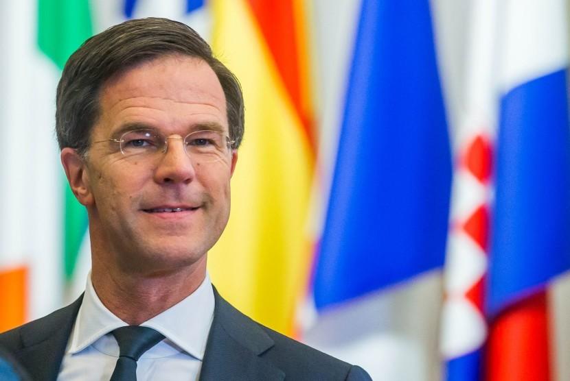 PM Belanda Mark Rutte