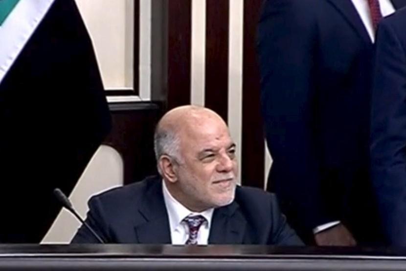 PM Irak Haider al-Abadi