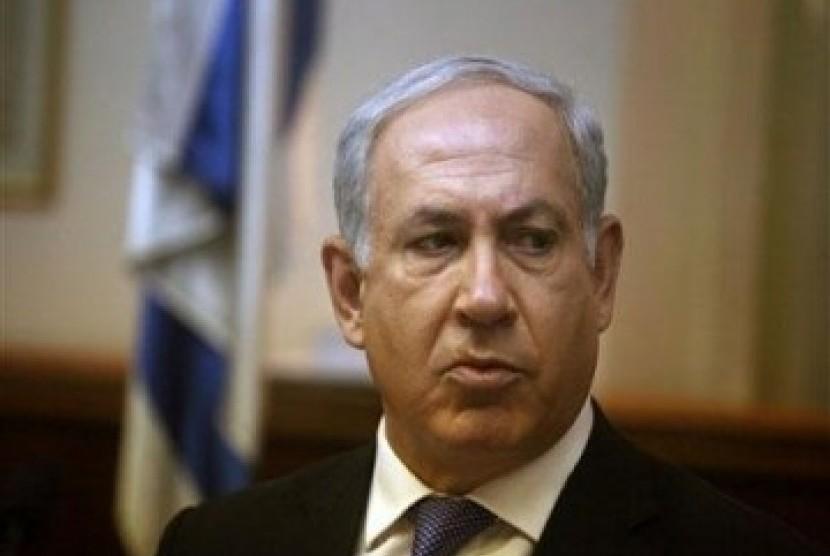 PM Israel Benjamin Netanyahu