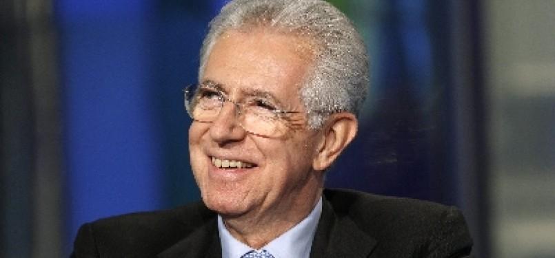 PM Italia Mario Monti