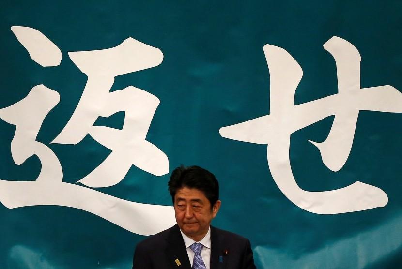 PM Jepang Abe Shinzo