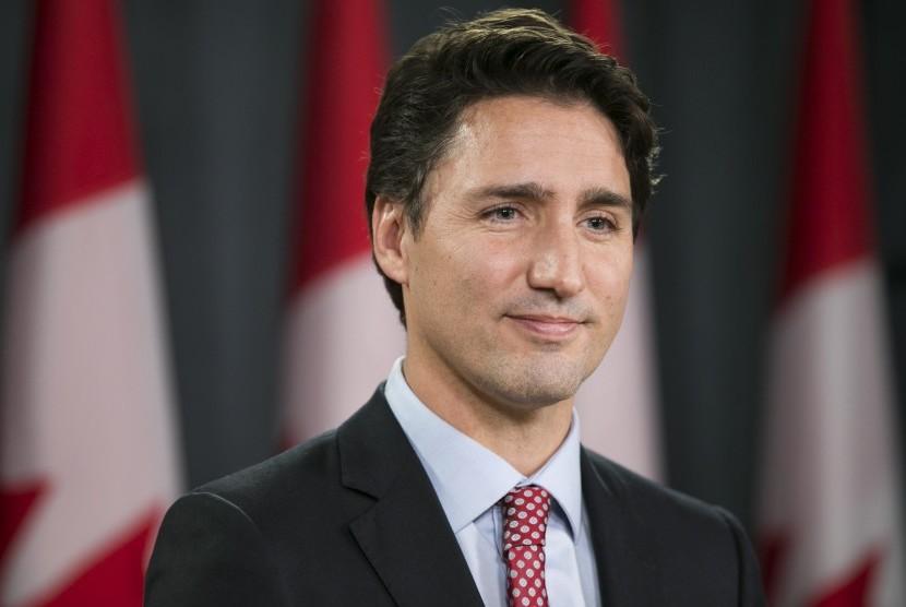 PM Kanada Justin Trudeau
